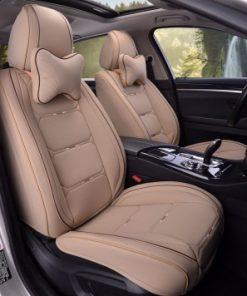 áo ghế da ô tô