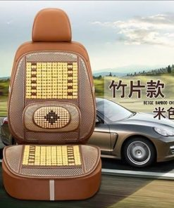 lót ghế ô tô hạt trúc